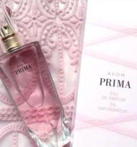 Женская Парфюмерная вода Avon Prima
