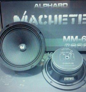Динамики Machete MM-60