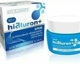 Крем для лица hialuron 40+