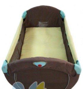 Детская кроватка МАНЕЖ