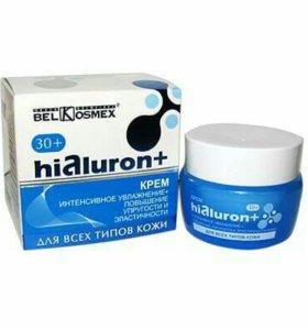 Крем для лица hialuron 30+
