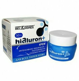 Крем для лица hialuron 50+