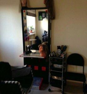 Рабочее место парикмахера(2шт)