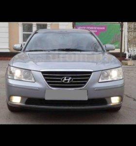 Hyundai NF 2008