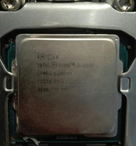 Процессор intel core i3 3220 LGA1155