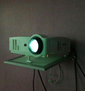 Видеопроектор светодиодный