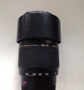 Обектив для камер Sony a.Tamron 70-300