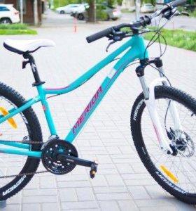 Велосипед женский мерида на гидравлике