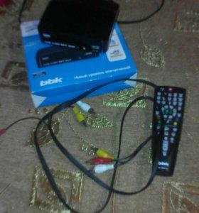 Цифровой телевизионный ресирвер