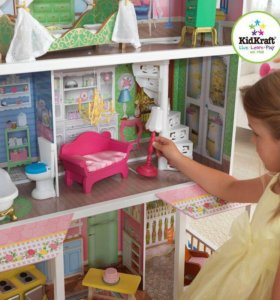 Кукольный домик карамельная саванна