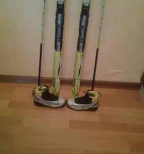 Лыжи Фишер