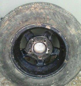 Резина диски