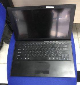Новый/ноутбук sony vaio vpc