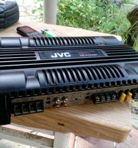 Усилитель звука JVC