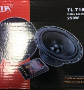 Колонки ARIA TL-T1653N