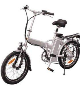 """Электровелосипед 20"""" складной"""