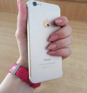 Айфон 6 64гб золото