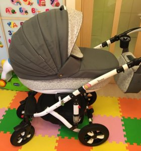 Коляска bebe mobile toscana 2 в 1