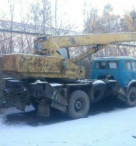 Автокран Маз КС- 3577