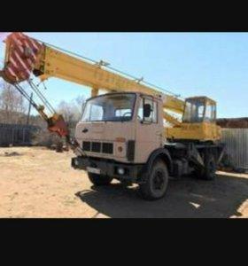 Автокран Маз КС-5334