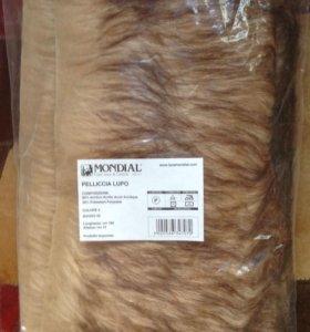 Полоски меха на трикотаже для пришивания, Италия