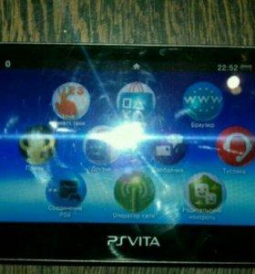 Продаю PS VITA 3G/WIFI