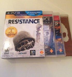 Resistance Трилогия (PS3)