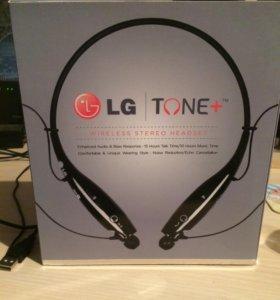 Наушники LG. Bluetooth гарнитура.