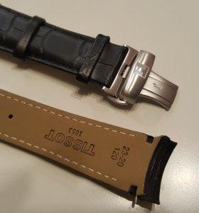 Кожаный ремешок для Tissot T035617A T35639A 23mm