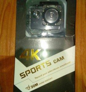 Экшен камера 4К XPX-G630 UltraHD