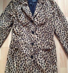 Пальто-пиджак на подкладе