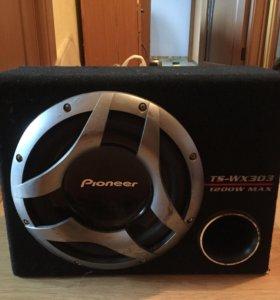Саб буфер 1200w Pioneer
