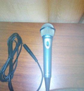 Вокальный микрофон Philips