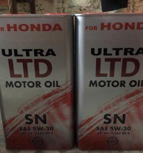 Масло моторное Honda 5w-30