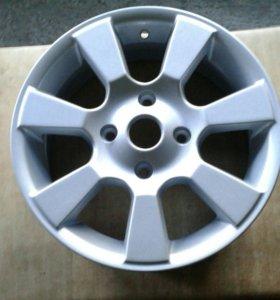 Литые диски Nissan NS23 3шт новые
