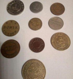 Жетон/монета