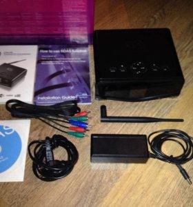 Медиаплеер 3Q на 1000GB wi-fi