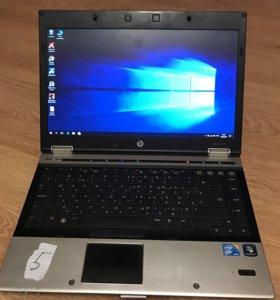 Ноутбук HP i7 EliteBook 8440b