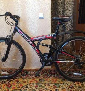 Велосипед,ролики в подарок!