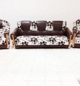 00074 новый набор мягкой мебели от