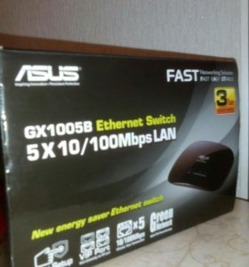 Switch asus gx1005b