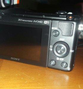 Камера со сменной оптикой Sony Alpha ilce-5000LB