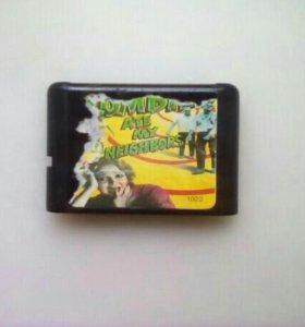 Игра для 16 bit (MegaDrive)