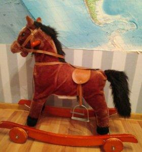Детский конь