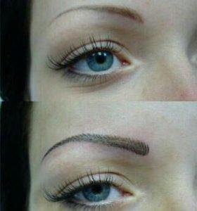 Обучение на мастера перманентного макияжа