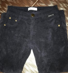 Вельветовые джинсы PINETTI