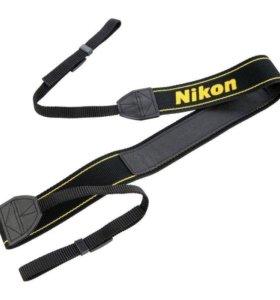 Ремень для переноски AN-DC1 (фотокамера Nikon)