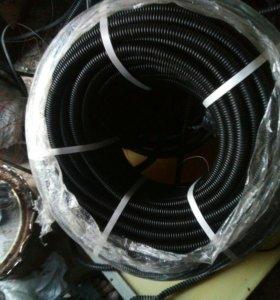 Труба пнд гофрированная D20 100м