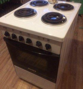 Электро плита+розетка
