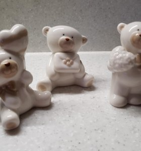 Фарфоровые мишки